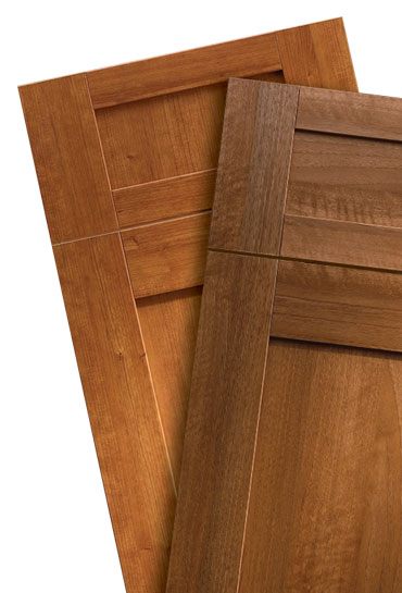 5-piece Cabinet Doors Assembly